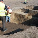 Foto. Descoperiri arheologice pe traseul centurii de sud a Timişoarei