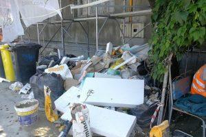 Vom avea la dispoziție patru puncte de colectare pentru deșeurile mari