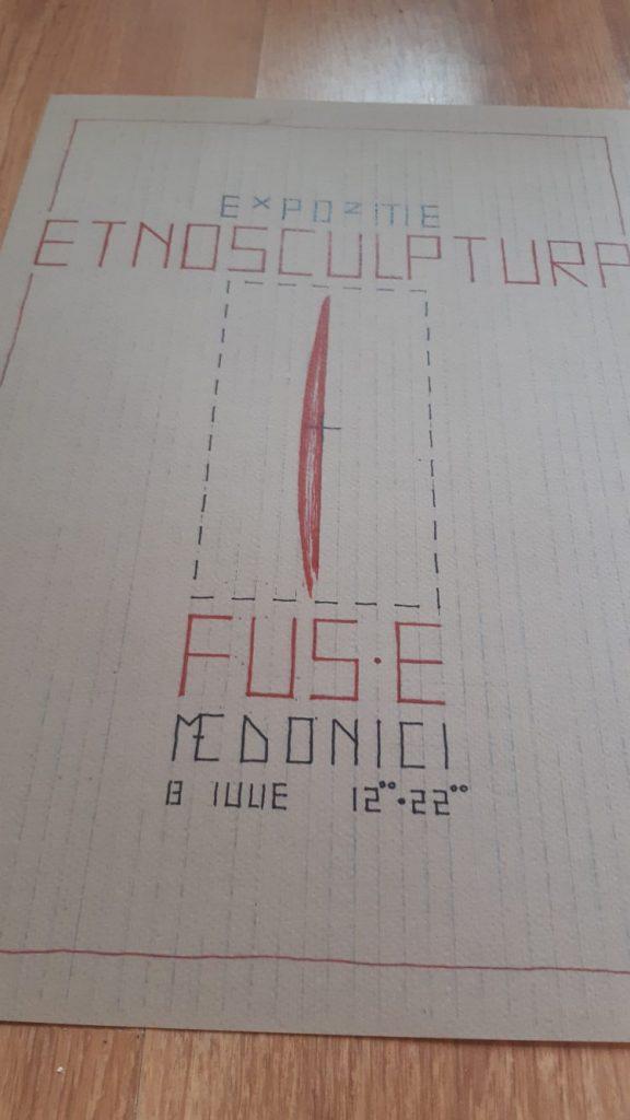 """FUS●E, expoziţia de etnosculptură care precede spectacolul """"Erendira&bună-sa/remix"""""""