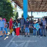 18 migranţi și o călăuză sârbă, depistați la graniţa cu Ungaria