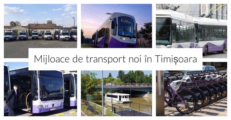 Primăria Timişoara va cumpăra 21 de tramvaie noi