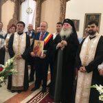 Mitropolitul Banatului a binecuvântat lucrările de construcție a noii biserici din Săcălaz