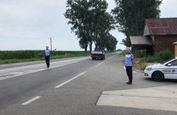 Poliţiştii rutieri din Arad au dat peste 200 de amenzi într-o singură zi