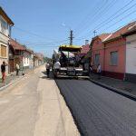 Se închide temporar circulaţia pe str. Porumbescu