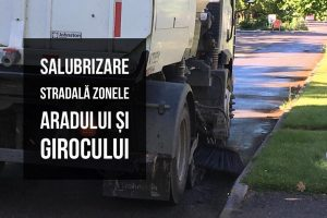Continuă salubrizarea stradală în cartiere. Unde este interzisă parcarea pe carosabil