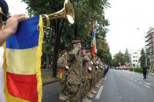 Ziua Imnului Național a fost sărbătorită la Timișoara