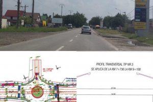 Patru oferte pentru lărgirea drumului Timișoara – Moșnița Nouă