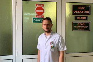 Operație dificilă realizată cu succes la Spitalul Militar din Timişoara