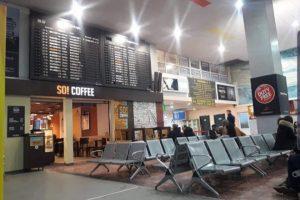 """Ovidiu Sîrbu (ALDE): Am avizat investiția la """"Terminal plecări curse externe"""" de pe Aeroportul Internațional Timișoara"""