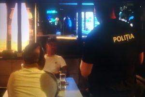 Razie a polițiștilor în Timişoara şi împrejurimi