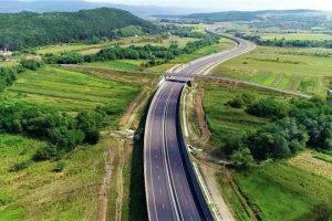 Restricția de viteză de pe lotul 3 al autostrăzii Lugoj-Deva,  ridicată