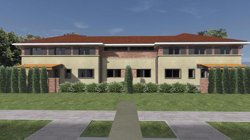 CJ Timiș construiește case de tip familial pe fonduri europene la Găvojdia