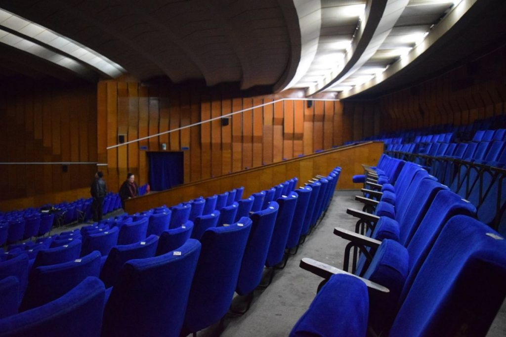 A fost desemnat proiectantul pentru renovarea cinematografului Timiş