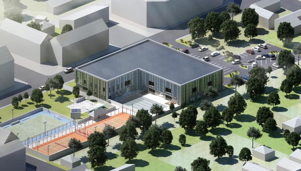 S-a emis autorizația de construcție pentru Complexul sportiv din Calea Lipovei