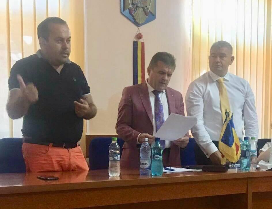 Marcel Deac Iancău, noul lider al PNL Giarmata şi candidat la primăria comunei