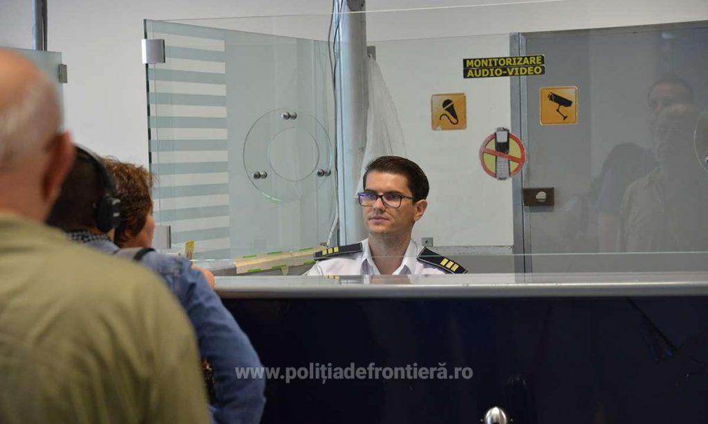 Recomandări pentru trecerea frontierei în perioada concediilor