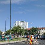 Lucrări de reparaţii pe mai multe străzi din oraș