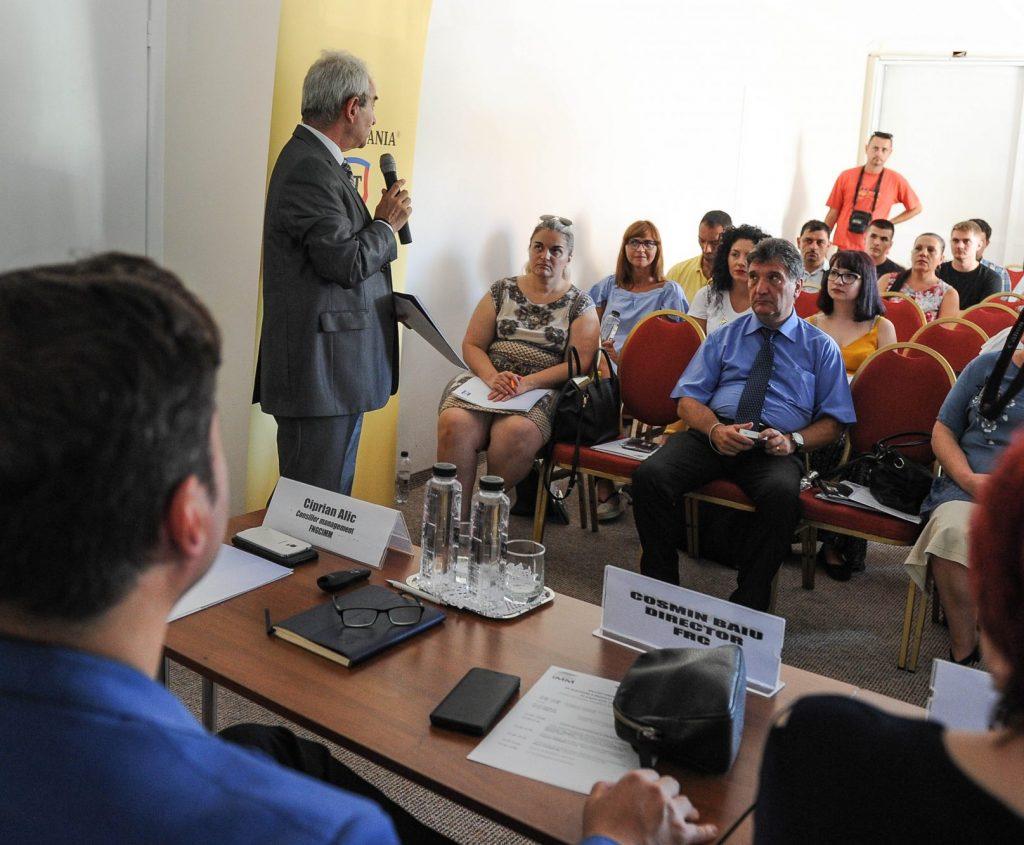 CCIA Timiș organizează noi serii de cursuri