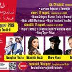 Muzică populară, concerte cu Antonia şi alţi artişti pe faleza Dunării, la Moldova Nouă