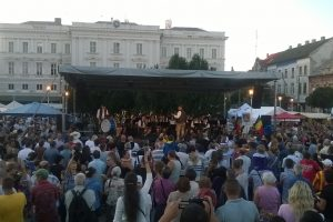 Holograf şi Andra cântă la Zilele Aradului. Zece zile de sărbătoare în oraşul de pe Mureş