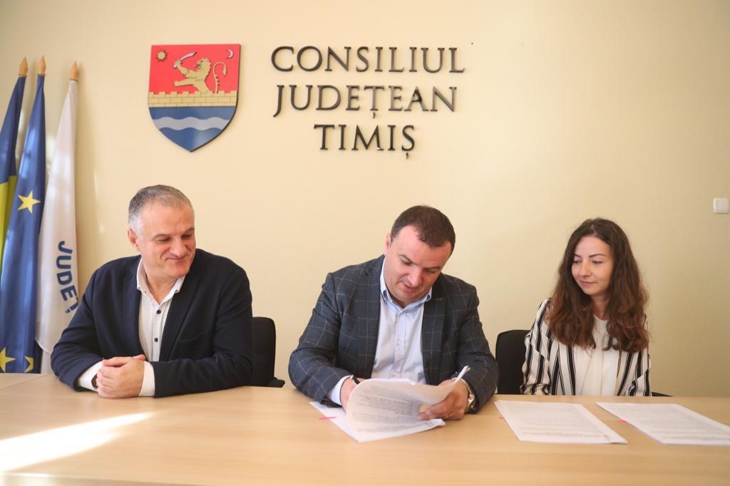 CJ Timiș a dat în lucru două locuințe protejate pentru persoanele cu dizabilități, la Lugoj