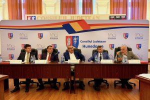 Consiliul pentru Dezvoltare Regională Vest și-a ales noua conducere