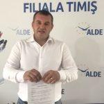 "Gabriel Toie: ""Din cauza deciziei conducerii centrale, ALDE a devenit istorie!"""