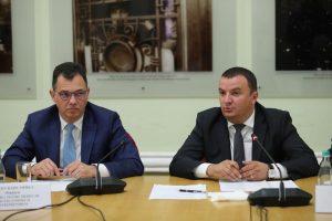 Ministrul pentru Mediul de Afaceri, Comerț și Antreprenoriat prezent la Timișoara. S-a semnat un protocol de constituire a Consiliului Consultativ Economic