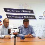 Pro România a strâns în Timiș, fără ajutorul ALDE, 10.000 de semnături pentru Mircea Diaconu