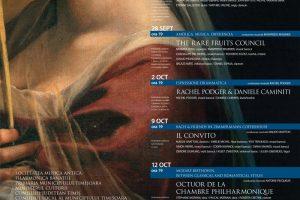 O nouă ediţie a Festivalului de Muzică Veche la Biserica Evanghelică