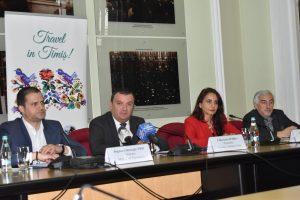 """Ministrul Turismului, Bogdan Trif: """"O să promovăm de anul viitor la maxim Timișoara Capitală Culturală"""""""
