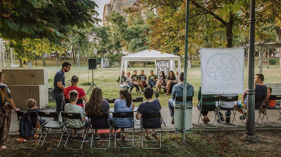Spectacol de teatru-dans YUKUITA, în patru cartiere din Timișoara