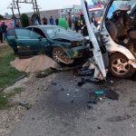 Accident în Lugoj. Şase persoane au ajuns la spital