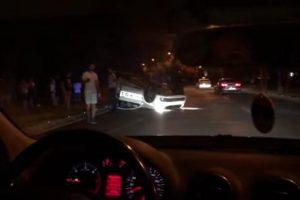 O autospecială a Poliţiei a fost lovită de o maşină în Complexul Studenţesc din Timişoara