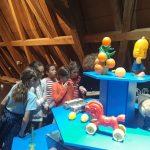 Jucării, culori, voie bună și zâmbete de copii la Muzeul Național al Banatului