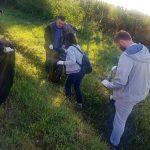 Primarul din Sînmihaiu Român i-a mobilizat pe locuitori la curăţenie