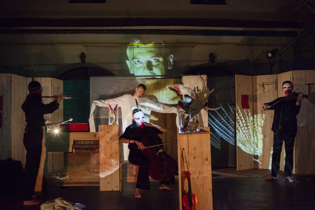"""""""Doctor Faustus"""", un show cu o tipologie unică în spațiul muzical și teatral timișorean"""