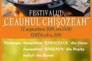 """Pofticioşii sunt poftiţi la Festivalul ,,Ceaunul Chișozean"""""""