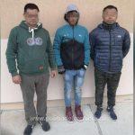 Trei bărbaţi din Nepal, opriţi la frontiera de sud-vest