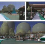 Cum va arăta viitorul parc din Lipovei. Primăria amenajează şi o parcare