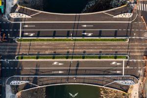 Podul Dragalina, redeschis. Tramvaiele nu pot ajunge la Gara Mare