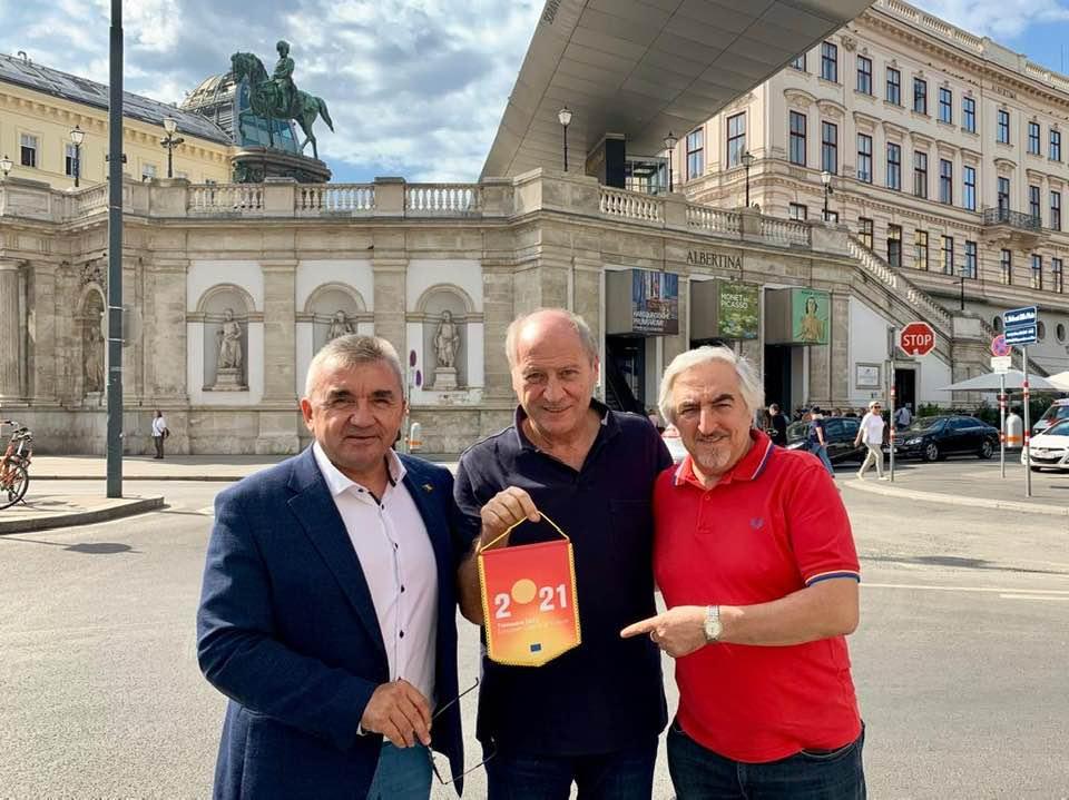 Regizorul Robert Dornhelm, ambasador Timișoara 2021