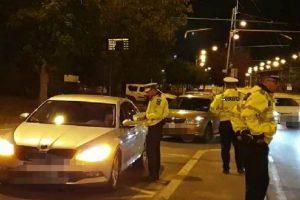 Poliţiştii de la Rutieră au dat 600 de amenzi în doar patru zile