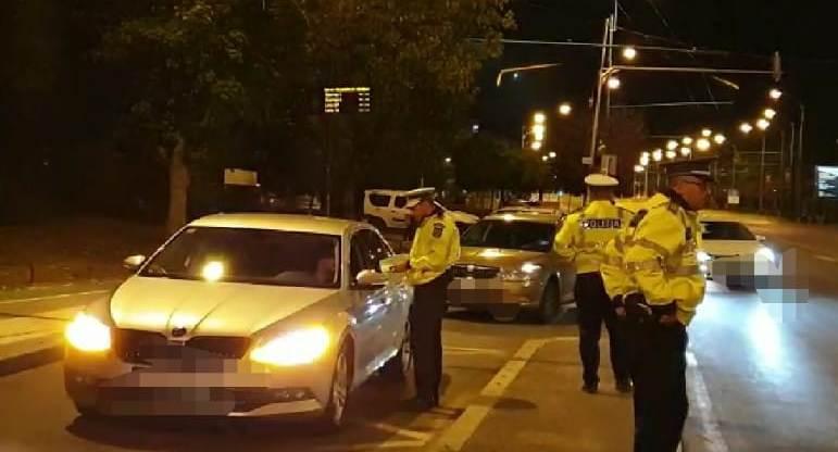 Razie în Săcălaz și Peciu Nou. Poliţiştii au dat aproape 100 de amenzi