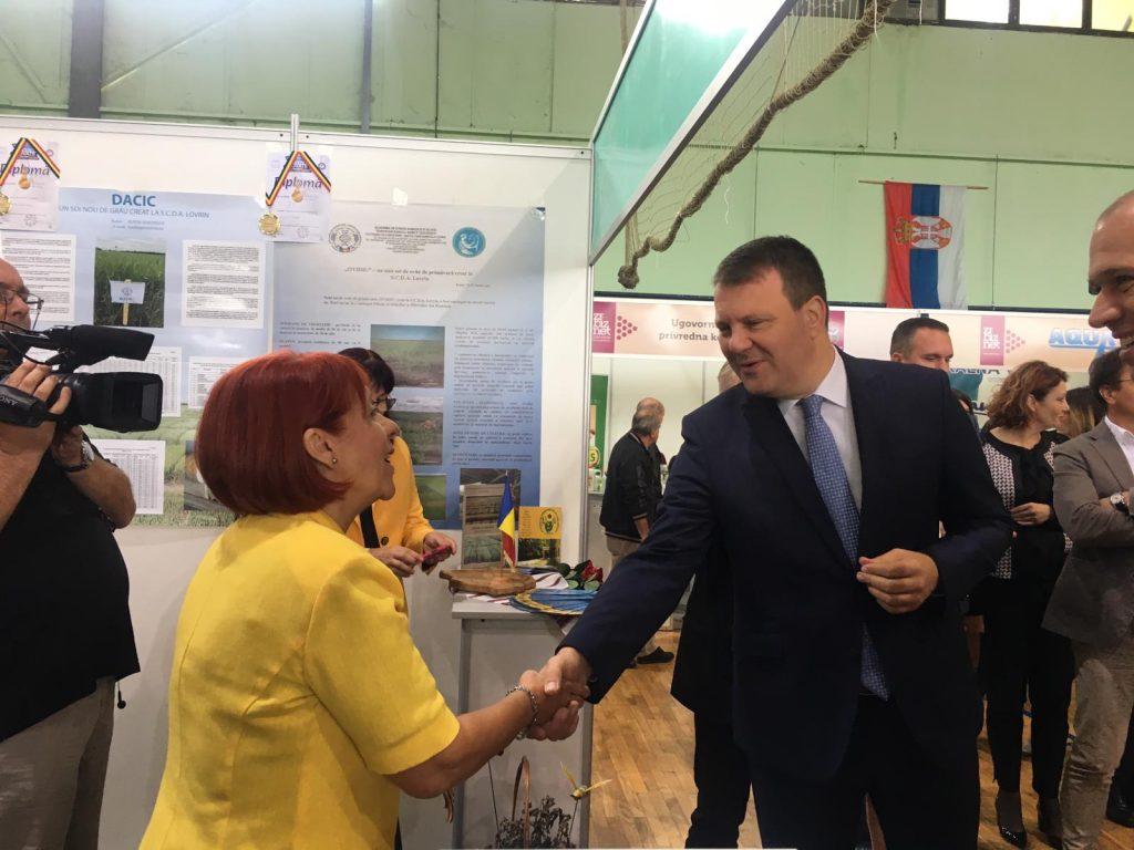 Firme timișene prezente la ZR-BizNet Zrenjanin prin intermediul CCIAT