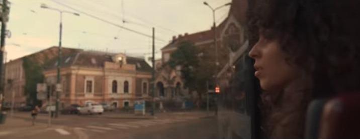 VIDEO. Ami a filmat un videoclip în tramvai, la Timişoara