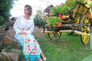 Zilele comunei Săcălaz, două zile de sărbătoare. Artista Nicoleta Delinescu, invitată special