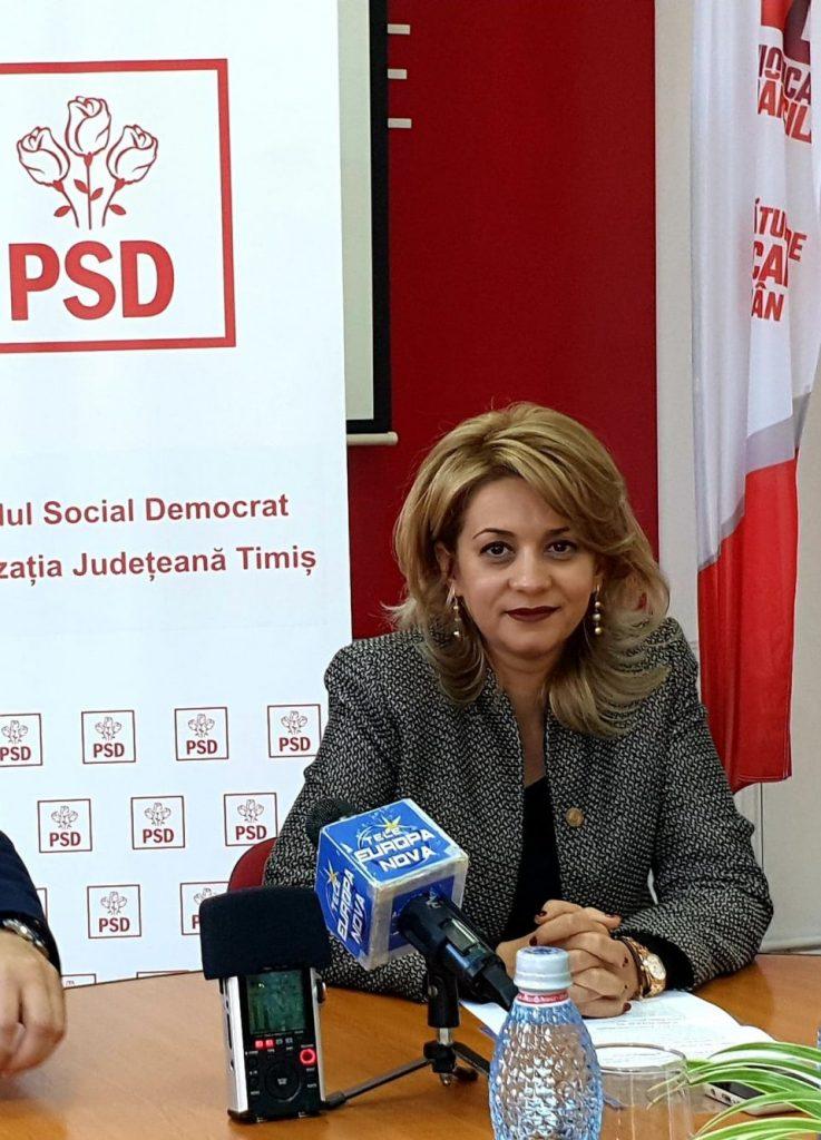 Deputații şi senatorii PSD solicită mai mulți bani pentru județul Timiş