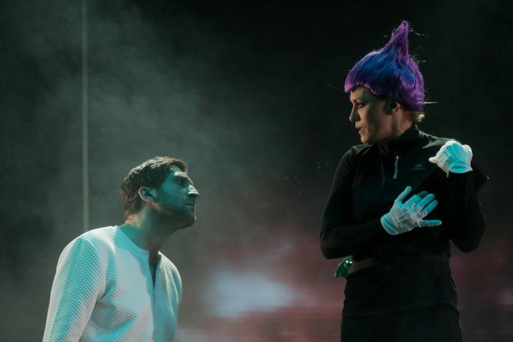 Doar o lună pâna la spectacolele Festivalului European al Spectacolului Timișoara