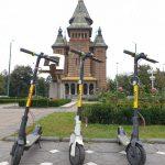 Trotinetele electrice au ajuns la Timișoara. Cât costă închirierea
